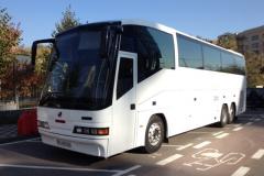 Аренда автобуса Scania Irizar 53 места + 1