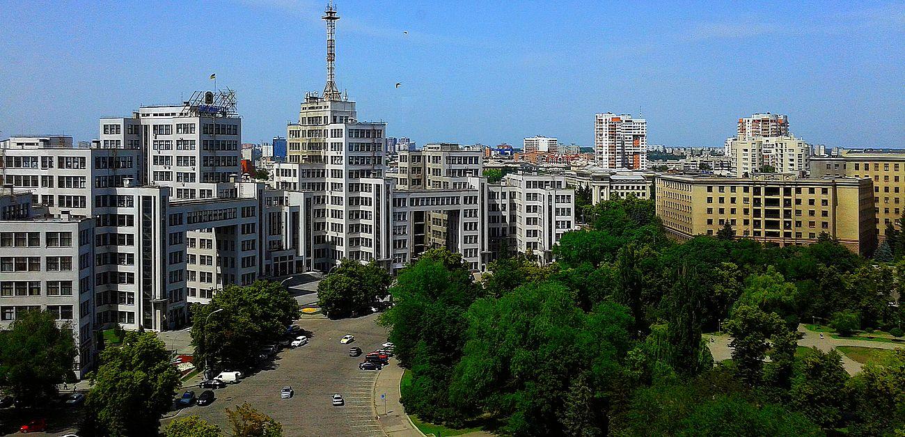 Rent a car in Kharkiv