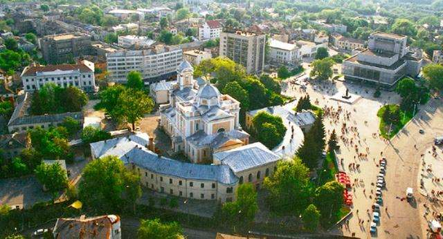 services car rental in Lutsk with driver