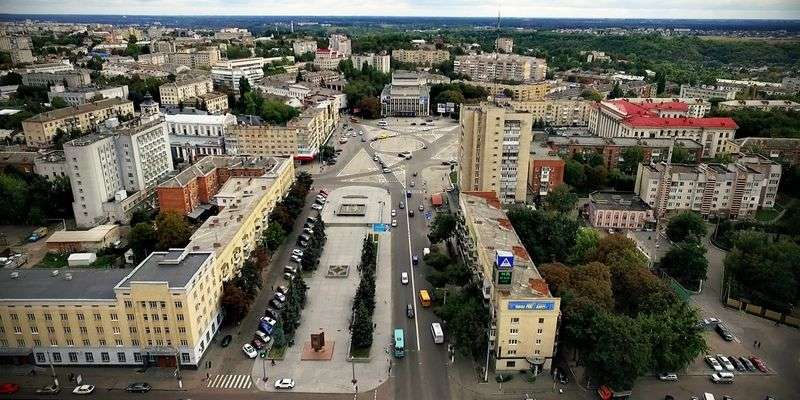 Rent a car with a driver in Zhitomir