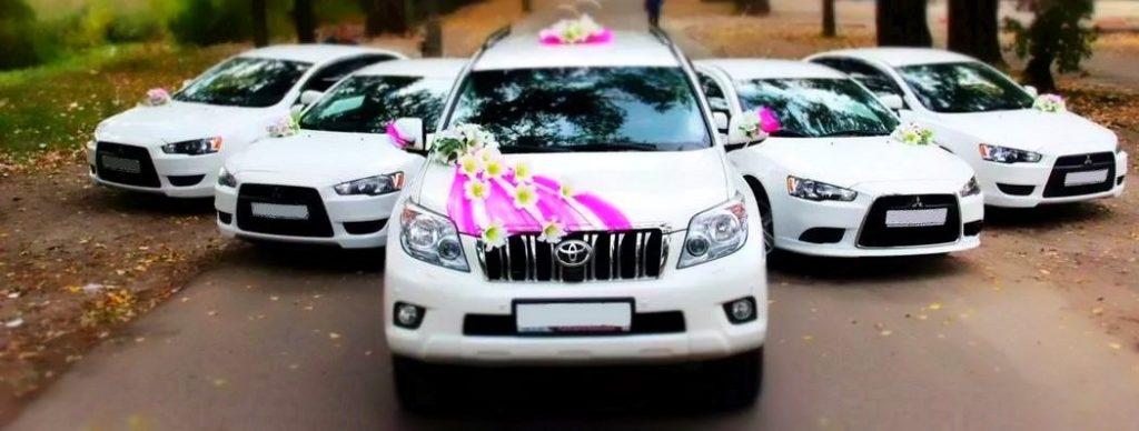 вологда аренда авто на свадьбу